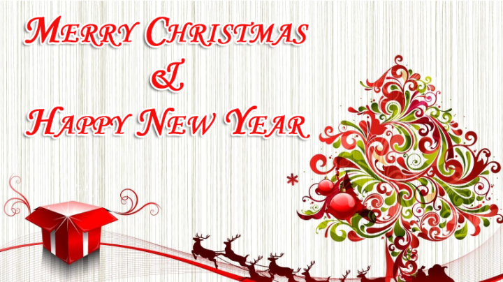 Merry-Christmas-and-Happy-New-Year-2016-Red-Color-font-on-dashing ...